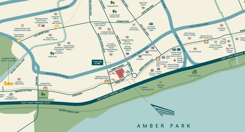 amberpark-location